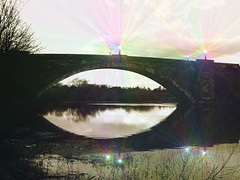 the bridge of light (wikkanman) Tags: bridge light magic mystical magical mystic