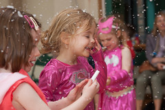 Super snow (kevin.gale) Tags: birthday party flash superhero supergirl fancydress