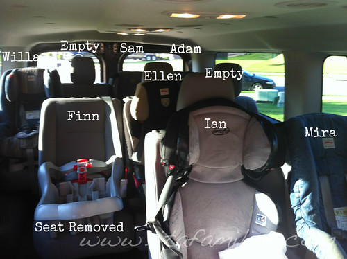 Nissan NV 3500 12 Passenger Review – What A Big Family ...