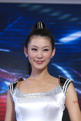 Toyota_26 (Taiwan's Riccardo) Tags: color digital taiwan 85mm showgirl toyota fixed f18 dslr  nikonlens 2012