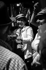 Baile en San Isidro Labrador (escael) Tags: madrid parque bw espaa blancoynegro 50mm calle spain gente retrato streetphotography social nikond50 personas retratos msica esp baile rostro sanisidro individuos sanisidrolabrador