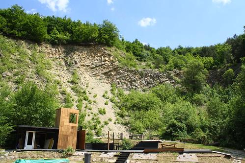 Steinbruch(Quarry) Dambach near Purkersdorf