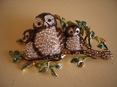 Butler & Wilson (Bracelets To Buckles) Tags: jewellery owl to bracelets buckles