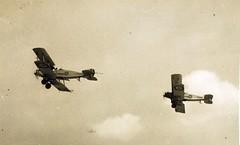 British F2Bs (San Diego Air & Space Museum Archives) Tags: iraq middleeast raf royalairforce edwinnewman