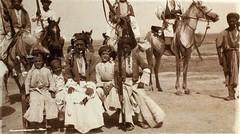 Sheikh. Raf'tara and his sons (San Diego Air & Space Museum Archives) Tags: iraq middleeast raf royalairforce edwinnewman