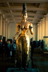 The Bodhisattva Tara ('Barnaby') Tags: london britishmuseum bodhisattva 45mm 43 2012 m43 gf1 micro43 microfourthirds barnabyrobson wwwbarnabyrobsonorg
