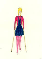 p 064 (kolom_roman) Tags: pantyhose shortleg