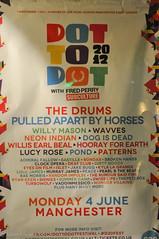 Dot To Dot Festival 2012, Manchester.. (Adam Edwards Foto) Tags: manchester unitedkingdom livemusic adamedwards gigphotography manchestermusic dottodotfestival liverpoolmusic bidolito