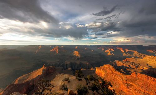 Powell point, Grand Canyon