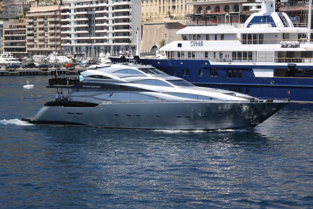 Smooth Operator (Sunseeker 105 Yacht)