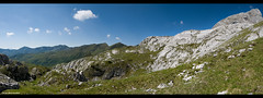 High mountain karstic landscape (Cjasar) Tags: europe karst carnia friuli speleology alpicarniche karnischealpen fril speleologia carsismo carnicalps crostis coglians cjargne paesaggiocarsico karsticlandscape cjanevate alpscjargnelis cjarst circolospeleologicoedidrologicofriulano cjalderate