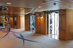 Centrum Elevator Lobby (oxfordblues84) Tags: cruise ship cruiseship royalcaribbean centrum elevatorlobby radianceoftheseas royalcaribbeaninternational