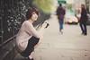 shooting in london (In Memory Lane~) Tags: street summer england london dof bokeh mark 85mm ii 5d 85l