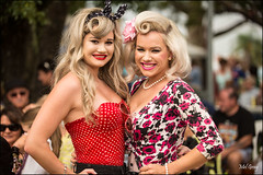 Smiling-happy-faces_DSC8143 (Mel Gray) Tags: fashion nostalgia 1950s newsouthwales rocknroll hunterregion kurrikurri kurrikurrinostalgiafestival2014