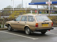 1985 Toyota Corolla. (RUSTDREAMER.) Tags: cornwall toyota 1985 corolla bangernomics rustdreamer