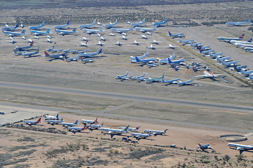 Pinal Air Park, Marana, Arizona