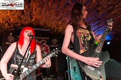 Beth Blade and the Beautiful Disasters 2016 (Glimmerman1) Tags: beautiful beth mendoza blade supporting disasters bannermans bannermansedinburgh