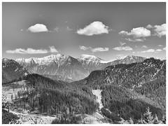 Frhlingswanderung (stefandinkel) Tags: bw wolken olympus berge omd em1 gipfel stefandinkel