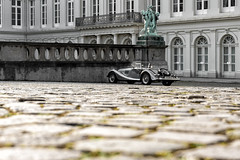 Old car (FrancescoPalmisano) Tags: old car bruxelles