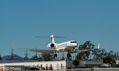 N221DG G650 (KSBD Photo) Tags: los airport angeles international lax klax g650 n221dg
