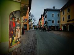 Virtuality vs. Reality (StefanJurcaRomania) Tags: street austria sterreich kitzbhel stefanjurca
