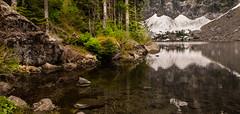 Lake Twenty Two (rich trinter photos) Tags: lake landscape washington mountainlake mountainloophighway laketwentytwo