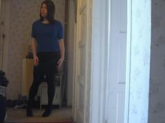 SAM_6684 (Tammys Dead X_x) Tags: tights pantyhose opaqueblacktights