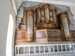 Arp-Schnitger-Orgel der Kirche St. Nicolai et St. Martini in Steinkirchen (RaiLui) Tags: kirche organ orgel altesland arpschnitger