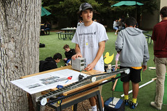 PZ20160513-018.jpg (Menlo Photo Bank) Tags: ca people usa game boys students us spring quad science event smallgroup atherton 2016 engaging upperschool makerfaire menloschool photobypetezivkov appliedscienceresearch