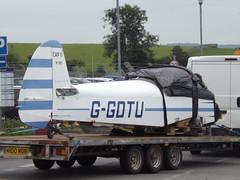 G-GDTU CAP 10 (Aircaft @ Gloucestershire Airport By James) Tags: james airport 10 gloucestershire cap lloyds egbj ggdtu