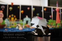 Baby-Panda visiting Toy-ronto (Oriland) Tags: toronto ontario canada canon paper paperart eos book design origami cne paperback textures publication babypanda   pandastic canonphotography origamipanda paperdesign oriland noglue pandalicious texturesbyme orilandcom katrinray yuriandkatrinshumakov origamibyyuriandkatrinshumakov pandorable toyrontokingdom pandamonday origamipandafamily origamipandamondayfun origamibabypanda pandaful oripandasiblings panderful babypandavisitingtoyronto