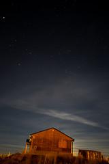 Resplandor nocturno (Osky Walk) Tags: night color patagonia argentina sur sky cielo estrellas stars moon luna resplandor