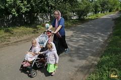 A cross procession from the village of Nikolskoe to the village of Adamovka / Крестный ход из Никольского в Адамовку (17)