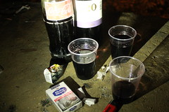 IMG_9375 (under_your_sp3ll) Tags: whine vino chile 120 cocacola hommies oldskul hola plex cigarretes weed