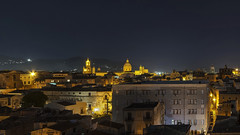 Palermo by night (Fil.ippo) Tags: palermo sicily sicilia cathedral illuminated lighting light cityscape nightascape night sigma1020 filippo filippobianchi d7000 nikon panorama