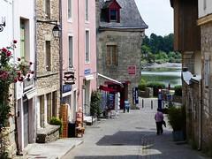 P1040170 Auray (Photos-Tony Wright) Tags: france june french town brittany quaint 2016 auray