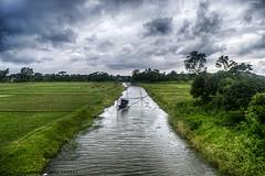 Beauty of Nature (Topu Saha) Tags: blue sky nature clouds landscapes nikon cloudy bangladesh  narayangonj barodi d3100