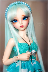 Deri (Einwegherz) Tags: girl doll slim mini bjd fairyland abjd msd balljointed mnf minifee rheia