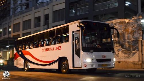 St. Martha Lines 555