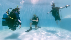 2314 Chris Middleton (KnyazevDA) Tags: sea underwater wheelchair scuba diving disabled diver padi undersea handicapped amputee disability