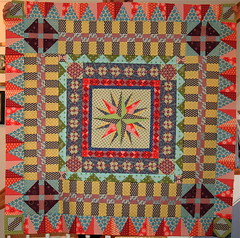 medallion quilt (drury girl) Tags: quilt medallion