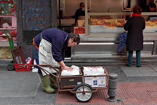 Mercado de Antón Martín, Madrid