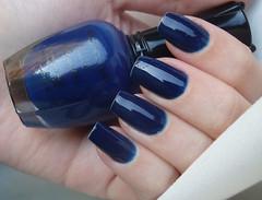 Neon Sapphire - Kleancolor (brunajust) Tags: