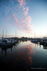 Watermen boats docked at the mouth of the Patuxent river on Chesapeake Bay (Remsberg Photos) Tags: usa boat fishing fisherman dock transport harvest maryland shore ag seafood oyster agriculture docked fishingboat tong waterman chesapeake dredge mollusk workboat watervehicle watermen solomansisland agriculturethings