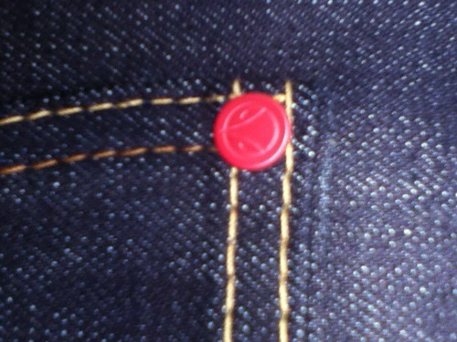 A picture of item #hiutjeans