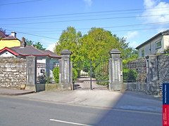 bishopstreet_bishops_residence_entrance_2007may (Cork City Library) Tags: cork 2007 q2 bishopstreet bishopsresidence michaelolearycollection
