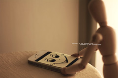 The New iPad [4/?] ( SUMAYAH ) Tags: wood man canon eos 550d