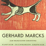 "<b>Der Wachund</b><br/> Gerhard Marcks (1889-1981) ""Der Wachhund"" Mechanical Reproduction, n.d. LFAC #866<a href=""http://farm8.static.flickr.com/7235/7045955625_e0f2142ca9_o.jpg"" title=""High res"">∝</a>"