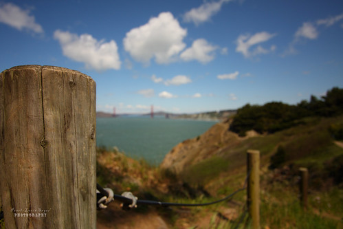 Lands End Trail Fence