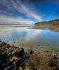 Puget Sound Beach (l.gallier) Tags: spring pugetsound hdr photomatix cs6 desmoineswa vetorama lgallier lightroom41